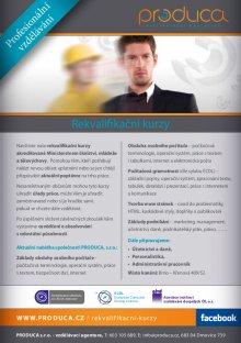 Rekvalifikační kurzy